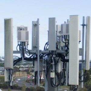 Drone Asset Inspections -Mobile Phone Tower 1