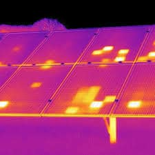 drone used for solar panel inspections-Brisbane- Droneworxs