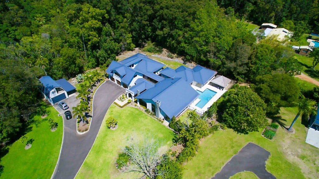 Aerial Photogaphy Buderim