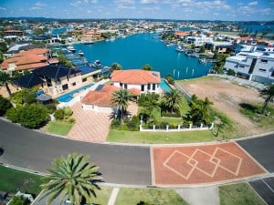 Drone Photography Raby Bay