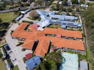 Droneworxs Aerial Photography Roof Inspection