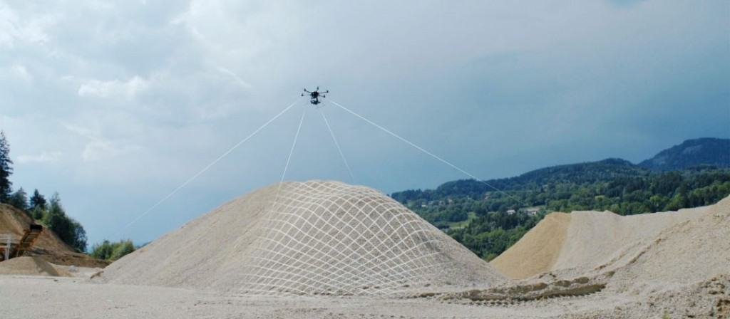 Aerial mapping drone