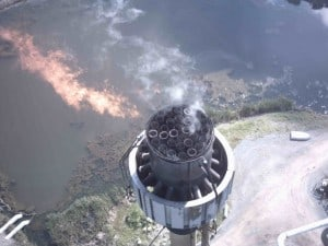 Drone aerial inspection-flare stack inspections-Droneworxs