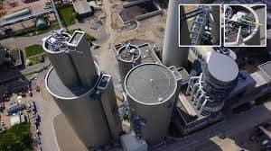 Chimney Inspection-Brisbane - Droneworxs