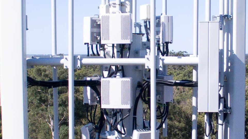 Drone Asset Inspection Mobile Phone Tower-Droneworxs