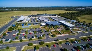 Drone Photography Brisbane - Commercial Buildings