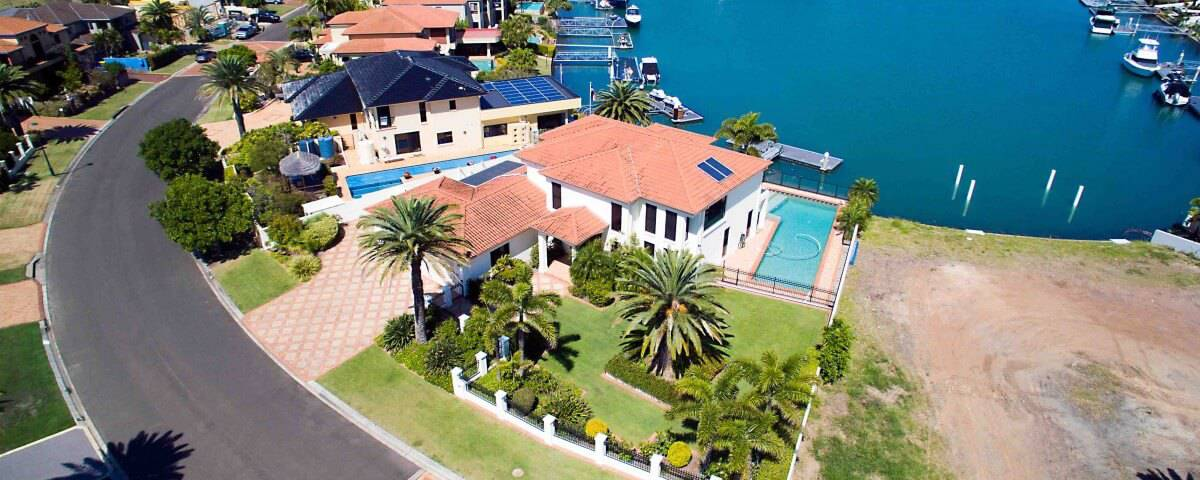 Drone Photography Raby Bay_