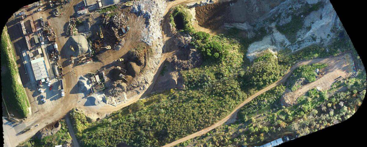 Drone Mapping Brisbane Quarry