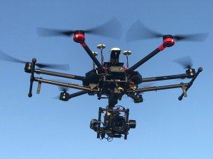 Droneworxs Aerial Photography new Sony A7Riii Camera